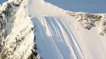 Skier Falls 1,600 Feet Down Mountain, Miraculously Survives