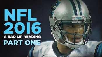 Bad Lip Reading Of 2015 Football Season