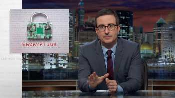 John Oliver On Encryption