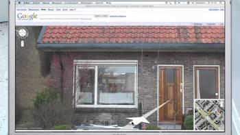Google StreetView Inception