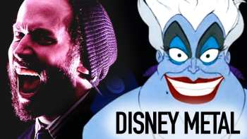 Heavy Metal Cover Of Ursula's Poor Unfortunate Souls From Little Mermaid