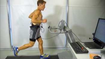 'Super Athlete' Can Easily Run 350 Miles