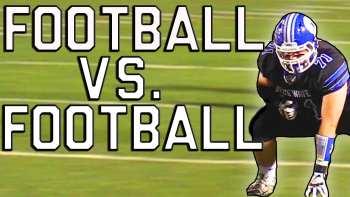 Football and football fails