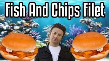 Epic Meal Time Featuring Celebrity Chef Jamie Oliver