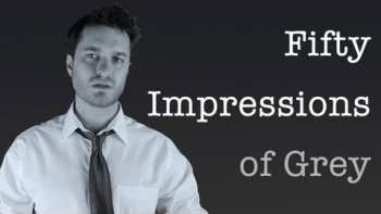 Impressionist Reads Fifty Shades Of Grey In Fifty Different Voices