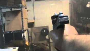 Guy Builds DIY Star Trek Phaser