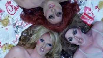 LGBT Chick-Fil-A Themed Hold On Parody