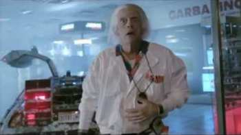 Christopher Lloyd Stars In New Argentina Back To The Future Commercial