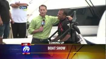 Water Jet Pack Fail On News