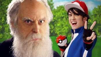Epic Rap Battle: Ash Ketchum vs Charles Darwin