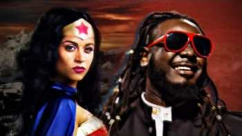 Epic Rap Battles of History: Wonder Woman vs Stevie Wonder