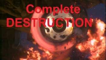 Watch A Car Break Explosion In Super Slowmotion