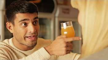 Funny Sketch: That Mate Who's Too Into His Beer