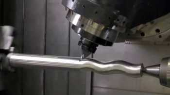 The Making Of A Wavy Metal Handle Is Hypnotic And Beautiful