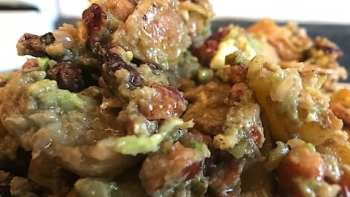 You Suck At Cooking: Toasted Walnut Potato Salad
