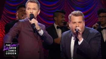 James Corden Does A Broadway Riff-Off w/ Neil Patrick Harris