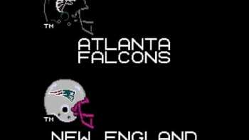Super Bowl 51 Highlights In 8-Bit Retro Gaming Style
