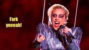 Ozzy Man Reviews: Lady Gaga's Super Bowl Gig