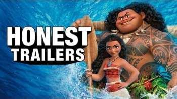 Honest Trailers – Moana