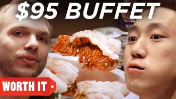 Buffet Comparison Video Taken To The Extreme