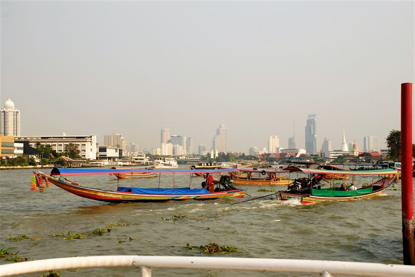 bangkok nehir