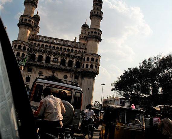 Goa'dan Haydarabad'a
