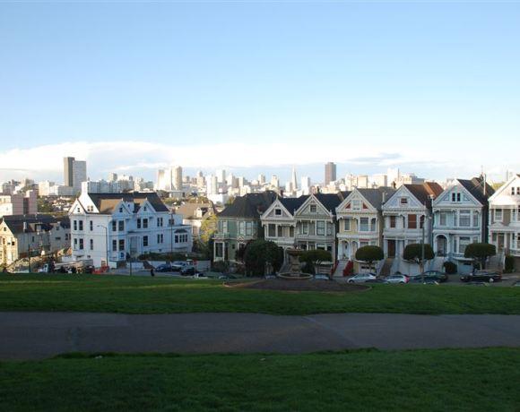San Francisco – Çiçek Çocuklar Şehri