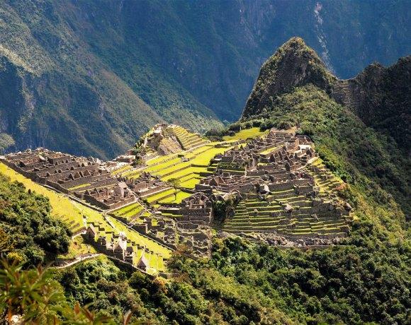 Kutsal Vadi ve Macchu Picchu