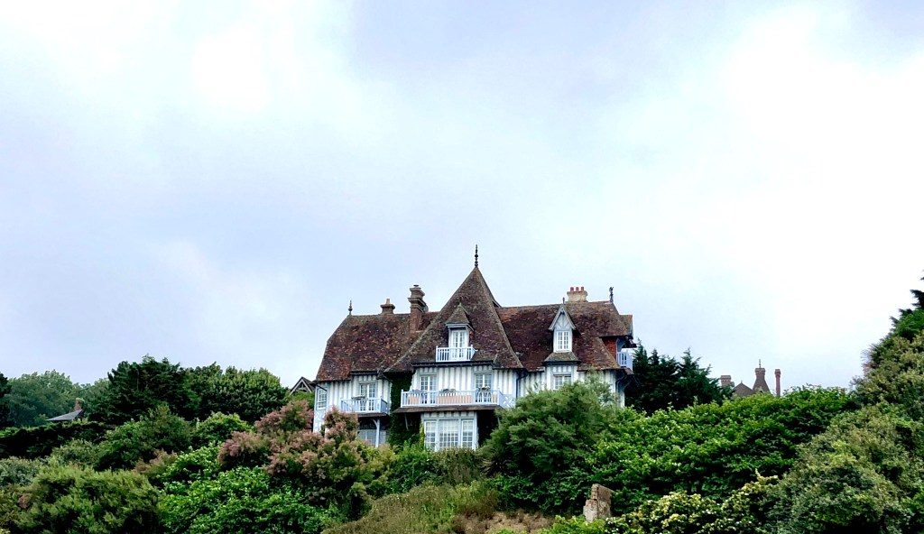 Typical house from Normandy