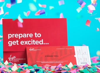 Virgin Experience Days Gift Ideas Experience Gifts