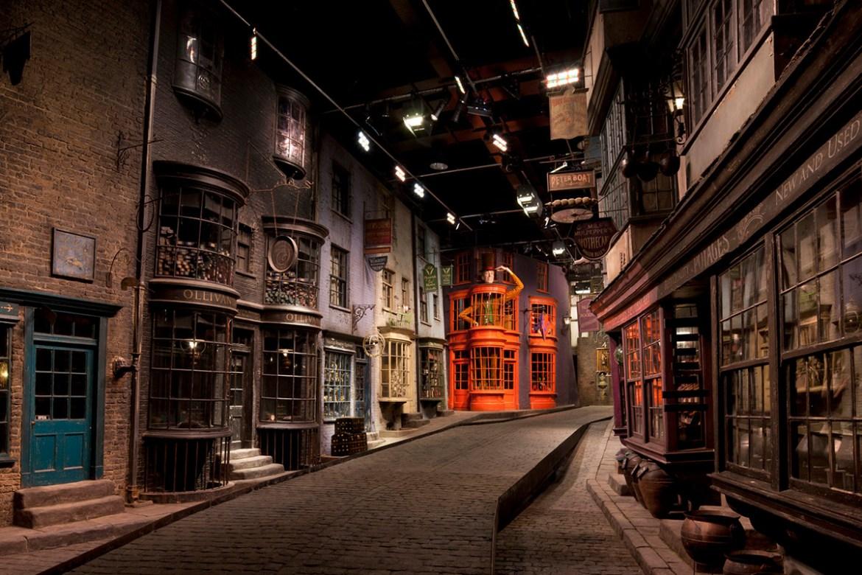 Image result for 'Harry Potter.' studio in london