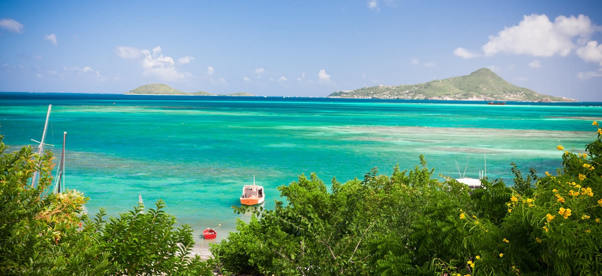 which caribbean island is