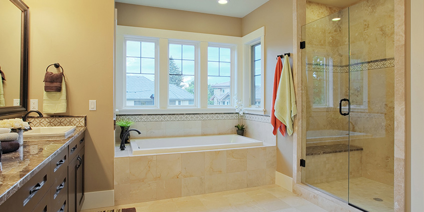 frameless shower doors design tips to