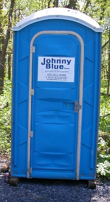 Outhouses in Virginia