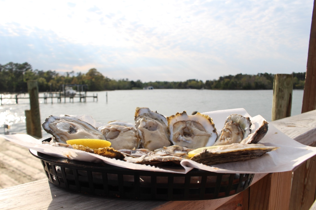 Four Places to Enjoy the Virginia Oyster for National Oyster Day