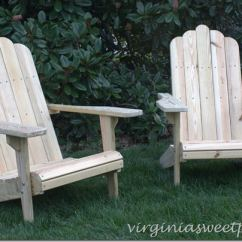 Ll Bean Adirondack Chairs Best Office Chair For The Money L Knockoff Sweet Pea Diy Chairs3