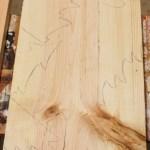 Diy Patchwork Wood Christmas Tree Sweet Pea