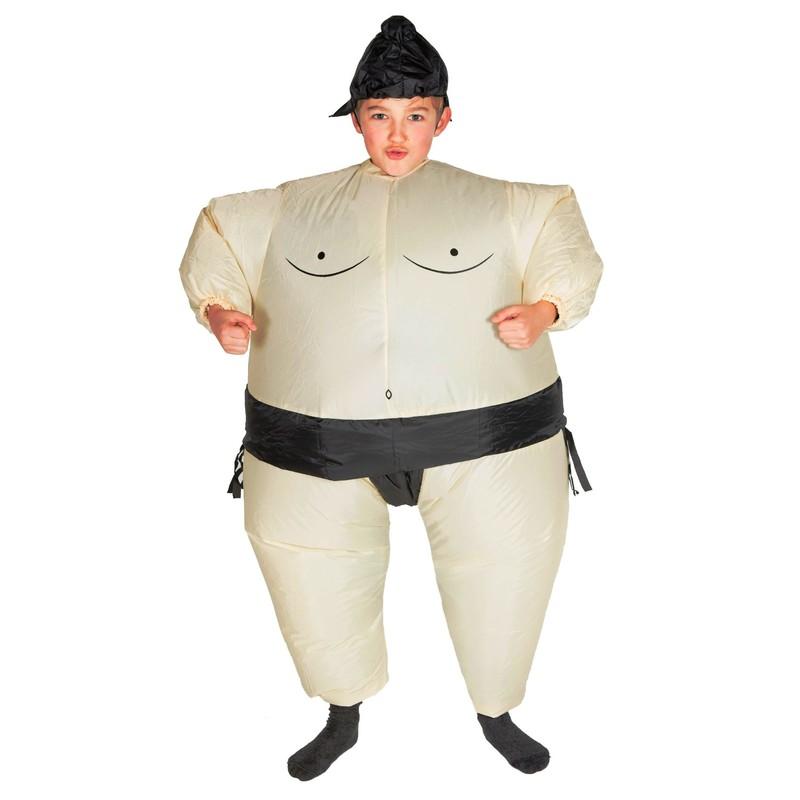 bodysocks inflatable sumo costume