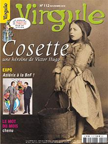 Virgule n° 112 - Novembre 2013