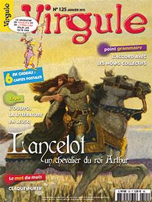 Virgule n° 125 - janvier 2015