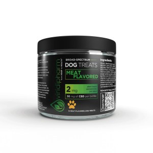 CBD Dog Treats CBD for dogs Viridipharm