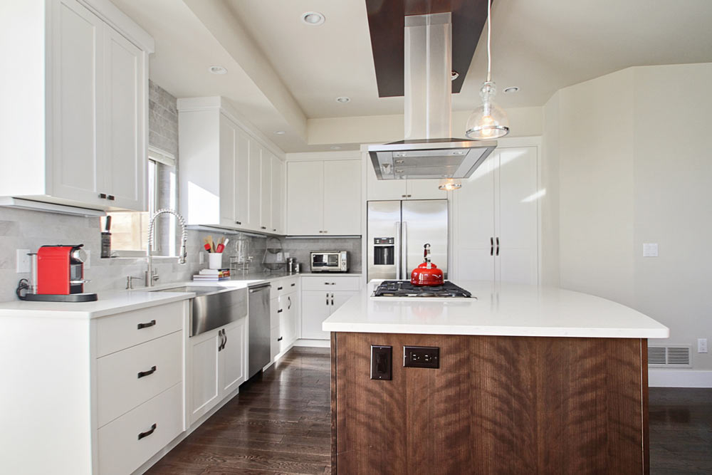 Burney Transitional Kitchen  Interior Designer Denver CO