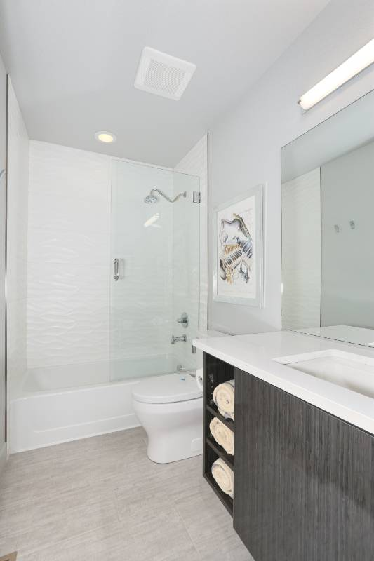Gooden Townhome Bathrooms  Interior Designer Denver CO