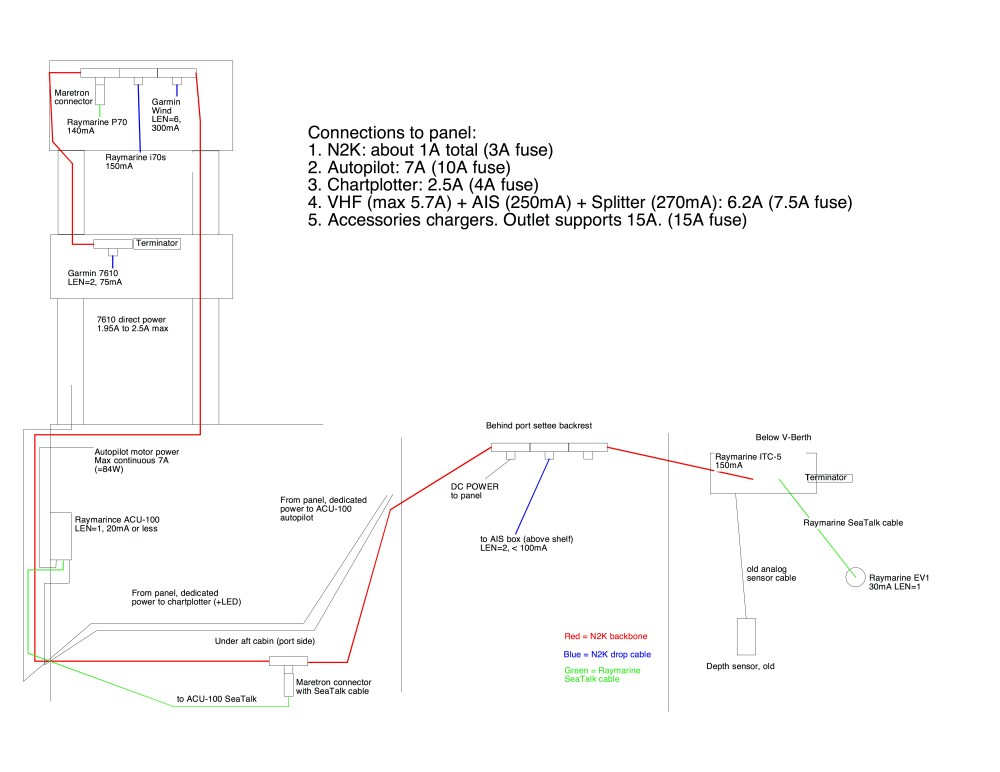 medium resolution of here is an wiring diagram of my setup
