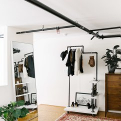 Bertoia Style Chair Wing Slipcover [interior] Ecléctico Loft Luminoso Con Muebles De Diseño ...