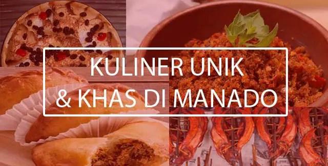 Kuliner Khas Manado