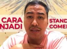 Cara Menjadi Stand Up Comedian