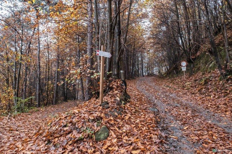 sentiero pinerolo casa canada