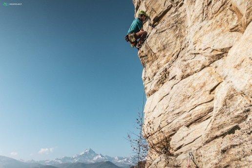 arrampicare monte bracco