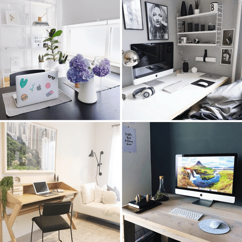 casa efficiente - trasformare in home office
